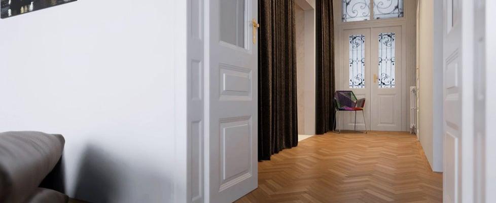 Viennese Apartment Demo – Realtime Archviz