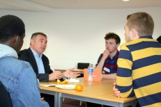 UEA GP Society - Careers Workshop 2015 (12)