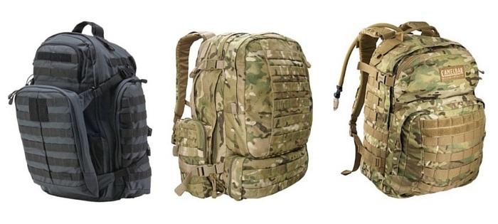 militär-rucksack auswahl