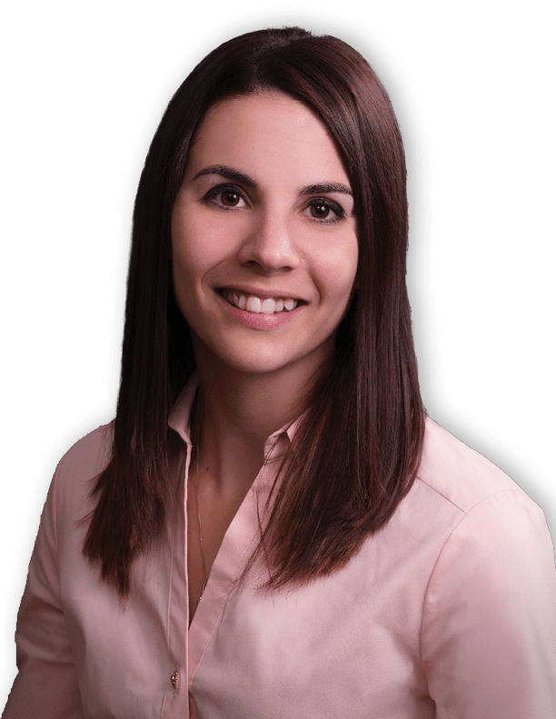 Portrait of Courtney Perez, Financial Service Consultant Sales Manager