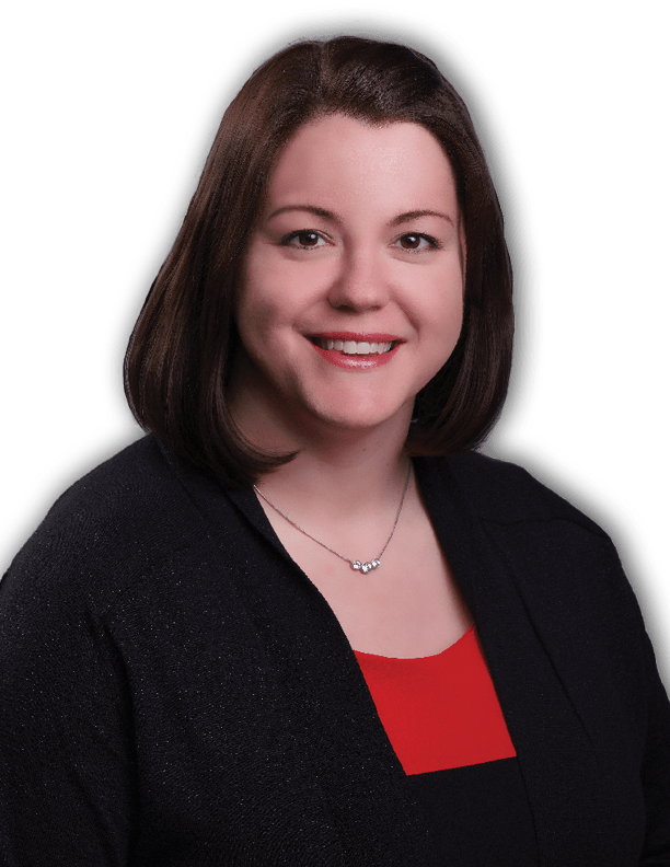 Portrait of Julie Ward, Lending Manager