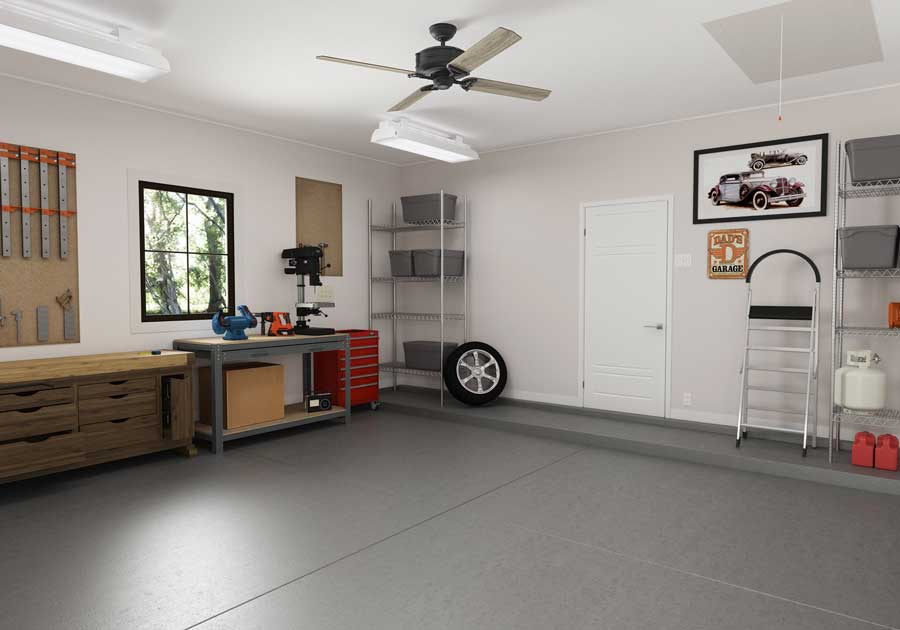 what are the best led garage lights