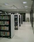Alkaa näyttää kirjastolta / Starting to look like a library
