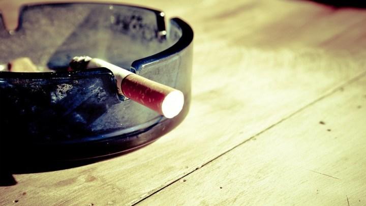 Nikotinbaby: Ist Tabak keine Droge?