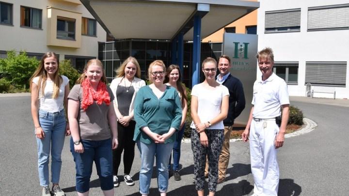 Studierende der Hochschule Fresenius zu Gast im Helios Klinikum Uelzen