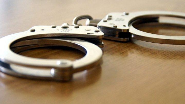 Festnahme nach einer Vielzahl von Straftaten