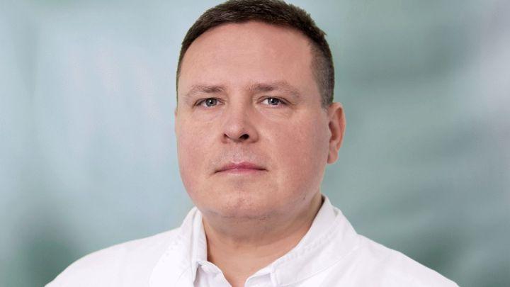 Dr. Uli-Rüdiger Jahn ist neuer Ärztlicher Direktor