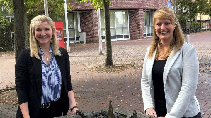 Uelzen: Vivian Jessen ist neue Stadtmanagerin