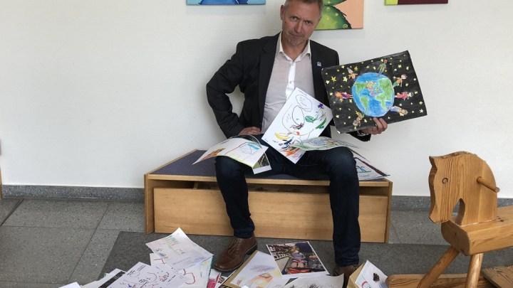 Uelzener Kinder gewinnen die Stadtwette: Mehr als 460 Bilder geschickt