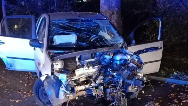 Bei Verkehrsunfall verletzt
