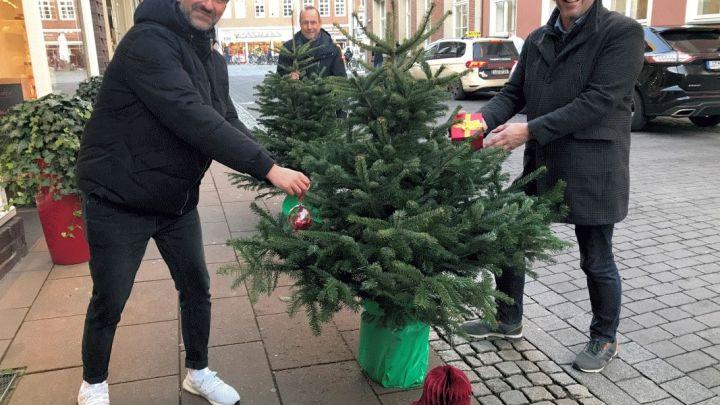 Corona zum Trotz: Lüneburg möchte Adventstimmung in die Stadt zaubern und ruft zum Mitmachen auf