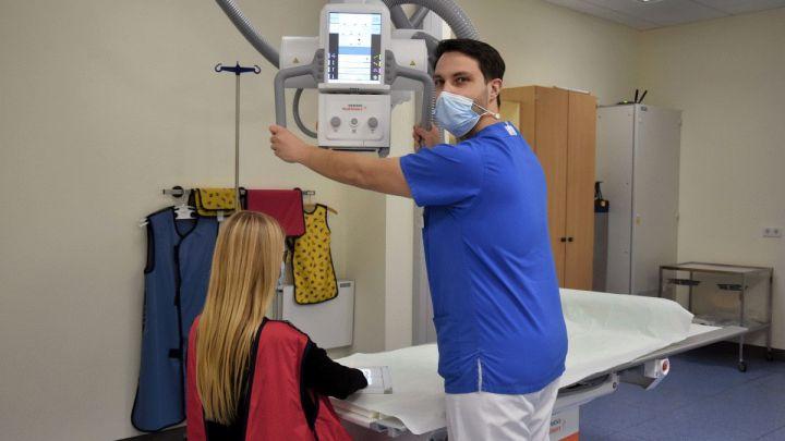 Helios Klinikum Uelzen investiert 280.000 Euro in neues Röntgengerät