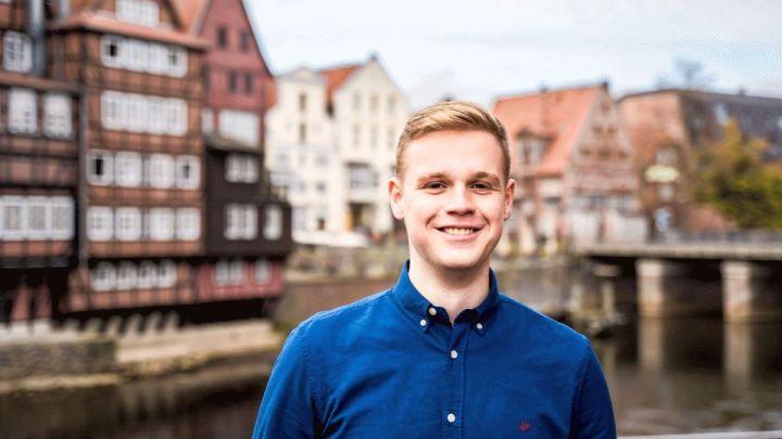 Unterbezirksvorstand schlägt Jakob Blankenburg als Bundestagswahlkandidaten vor