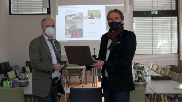 Glasfaser-Ausbau im Landkreis Lüneburg: Schnelles Internet jetzt auch für Samtgemeinde Ilmenau