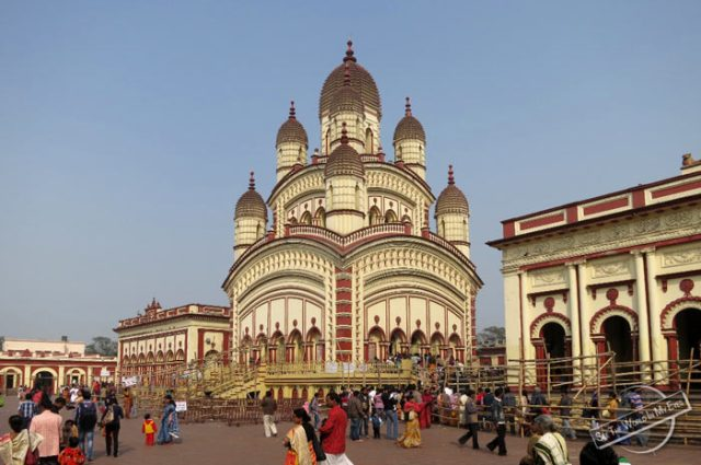 Dakshineswar-Kali-Temple-in-Kolkata-India
