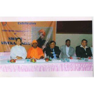 Celebration of Swami Vivekananda 150th Birth Anniversary