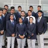 Students of BHM Department Visit Hotel Holiday Inn Kolkata on 23-01-2019