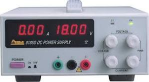 Regulated Power Supply (Single output)