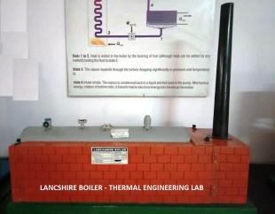 Lancshire Boiler