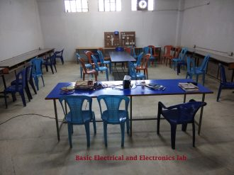 Basic Electrical and Electronics lab