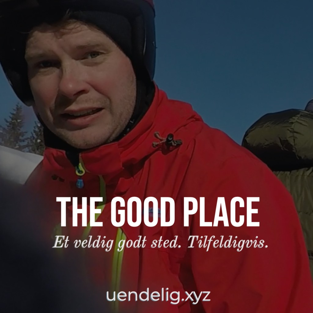 (U)093 – The Good Place
