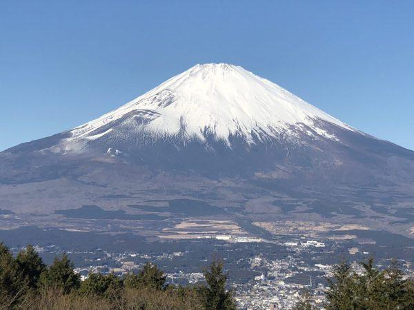 御殿場 富士山