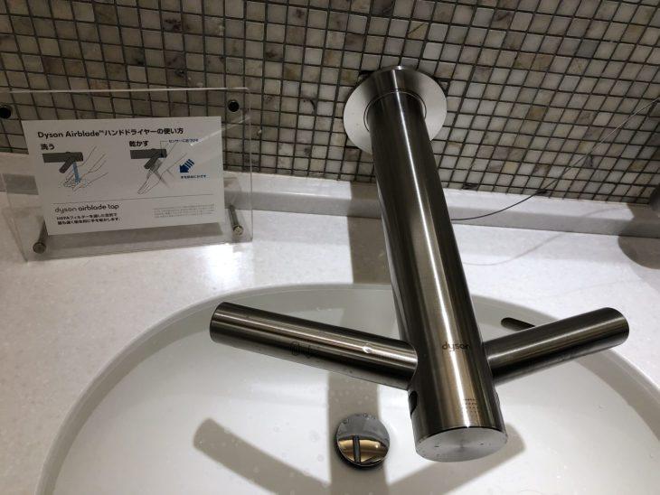 ダイソン(dyson)がトイレのハンドドライヤー事業に進出してるって、おそるべしdyson