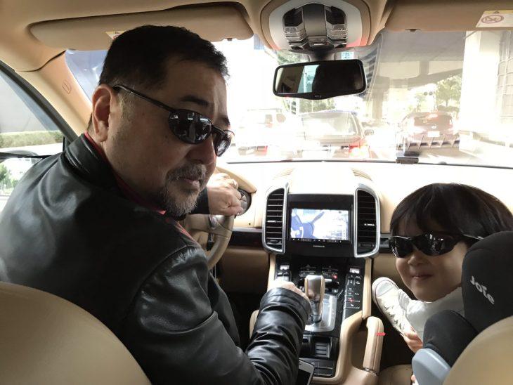 デックス東京ビーチの「あそびパーク」で、スポーツカーを乗りこなしちゃう