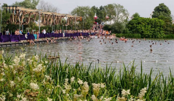 The Secret Garden Party at Abbots Ripton in Cambridgeshire