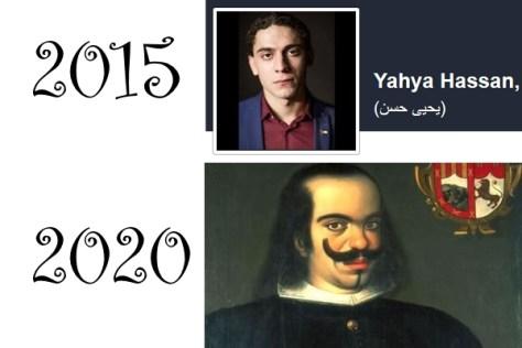 Se Yahya Hassan nøgen!