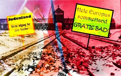 Judenland. Gratis adgang for visse familier. Hele Europas sommerland. Gratis bad!