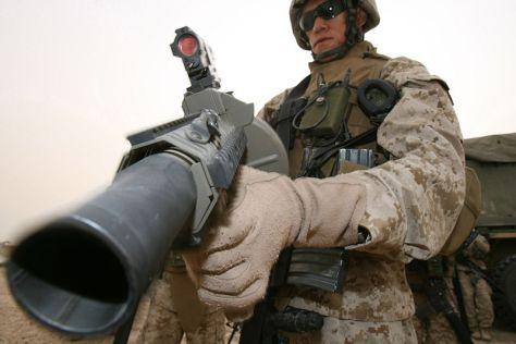 skuddag_marineinfanterist