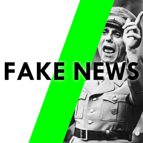 Fake news / Uffe Elbæk