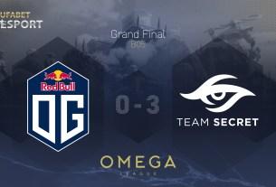 Secret OMEGA League