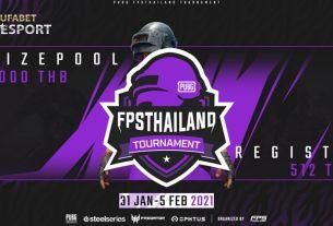 PUBG FPSThailand Tournament February