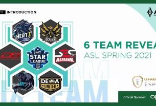 ASL Spring 2021