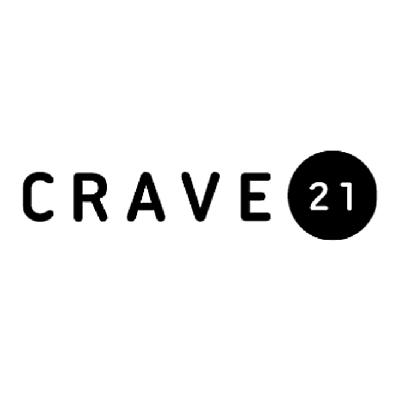 Crave 21 logo