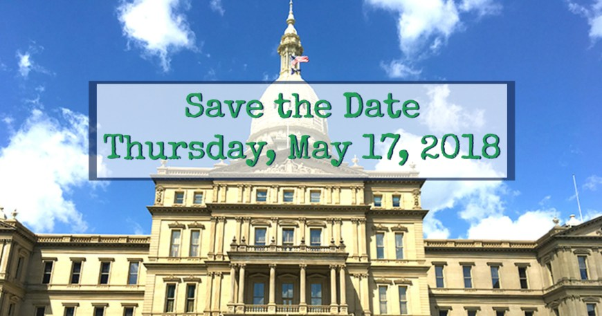 Save the Date 5/17/2018