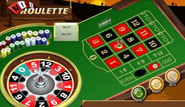 วิธีเล่นเกม มินิรูเล็ต mini roulette สนุก ทำเงินง่าย ได้เงินไว