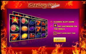 Sizzling Hot Joker Gaming
