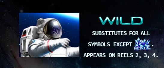 สัญลักษณ์ Wild บน UFA Slot
