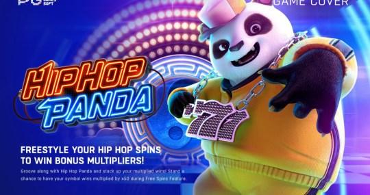 รีวิวสล็อต HIP HOP PANDA