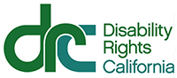 Disability Rights CA logo