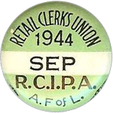 Retail Clerks Union SEP 1944
