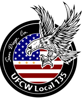 UFCW135 logo