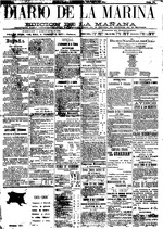 Diario De La Marina 12 1 1905