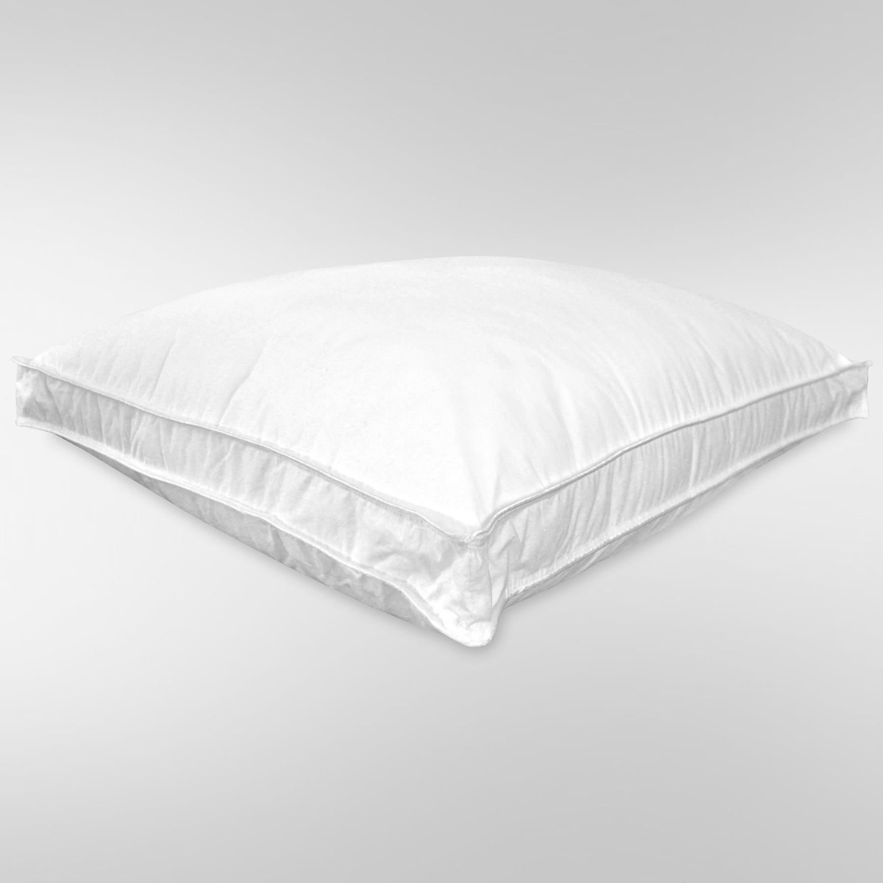ufd classic down alternative gusset pillow standard back in stock