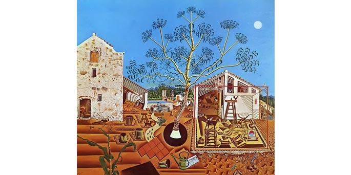 Joan Miró - UFE Pérou