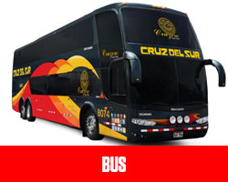 Bus UFE Pérou