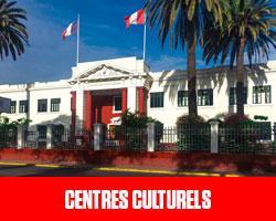 Centres Culturels UFE Pérou